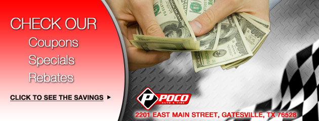 Poco Tire & Auto Savings