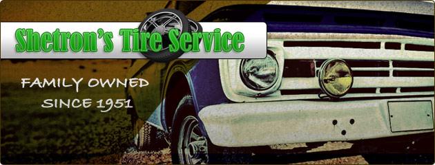 Shetrons Tire Service