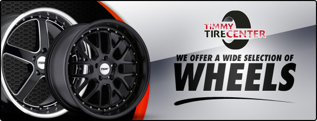 Timmy Tire Center Wheels