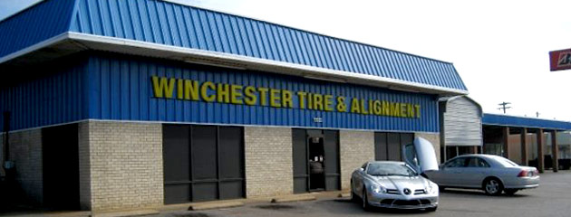 Winchester Tire and Alignment Location