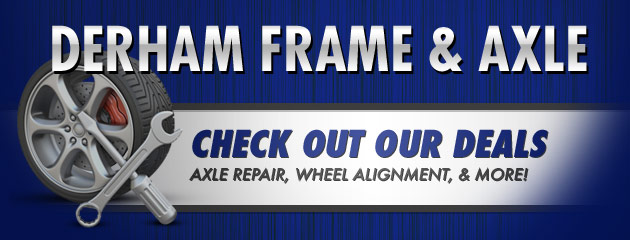 Derham Frame Savings