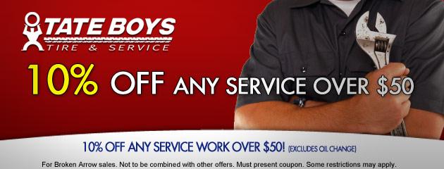 Any service