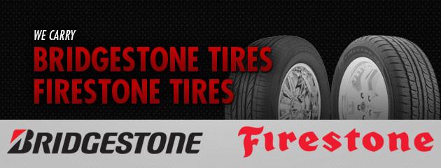 Bridgestone Firestone Tires