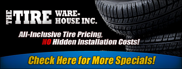 The Tire Warehouse Inc Savings