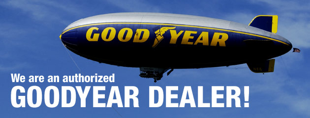 VIP Tire Goodyear Dealer