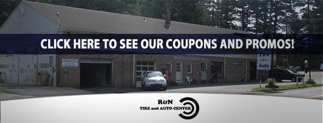 R&N Tire and Auto Center Savings