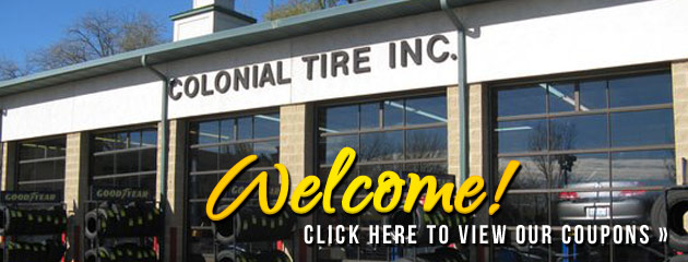 Colonial Tire Inc Savings