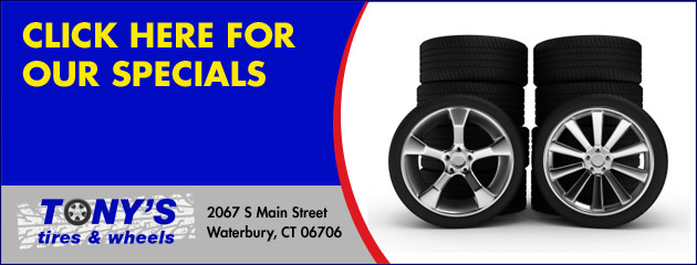 Tonys Tires & Wheels Savings