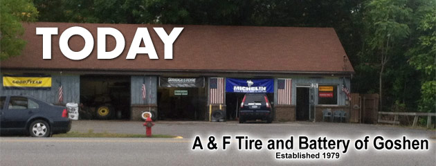 A & F Tire and Battery of Goshen