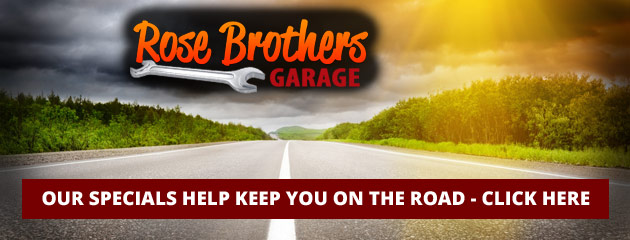 Rose Brothers Garage Savigns