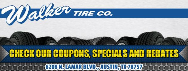 Walker Tire Co Savings