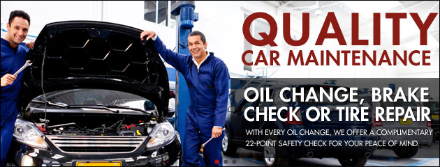 TMA Car Maintentance