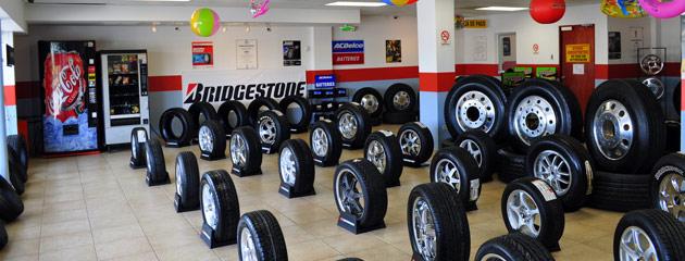 Correa Tire 2