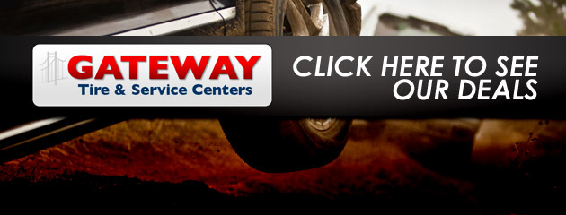Gateway Tire & Service Center of Mid Tennessee Savings