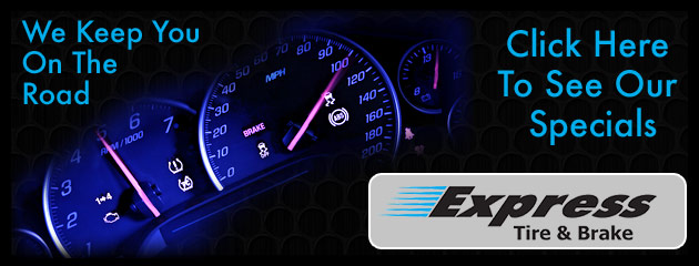 Express Tire & Brake Savings