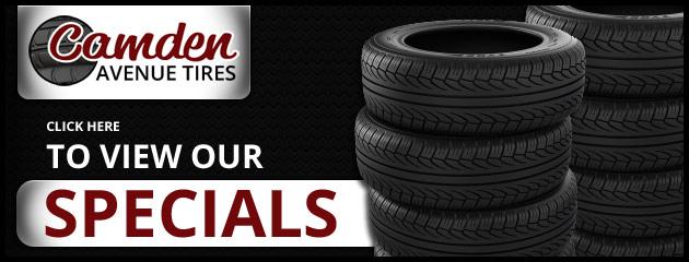 Camden Avenue Tire Savings