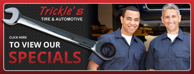 Trickles Tire & Automotive Savings