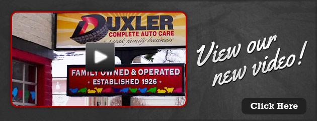 Duxler Auto Care Videos