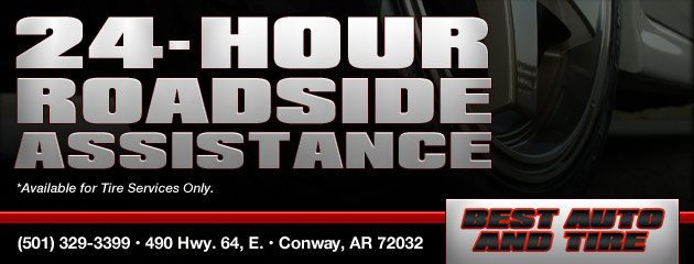 Best Auto and Tire 24Hr Roadside Assitance