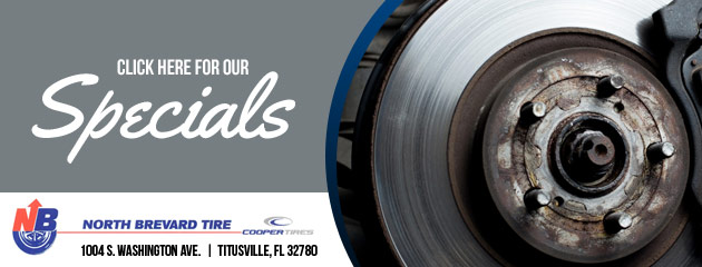 North Brevard Tire Savings