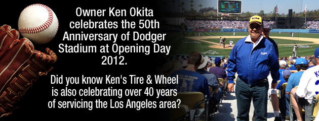 Dodger Stadium Slider