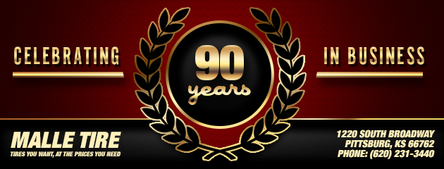 Celebrating 90yrs In Business