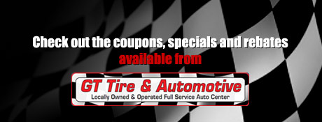 GT Tire & Automotive Savings