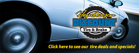 Discount Tire and Brake Savings