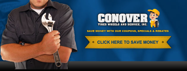 Conover Default Coupon