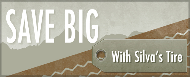 Save Big with Silvas Tire