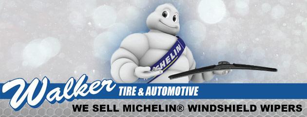 Michelin® Windshield Wipers from Walker Tire Co
