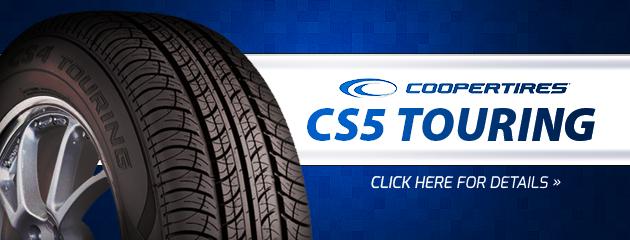 Cooper CS5 Tires