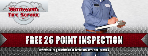 26 Point Inspection