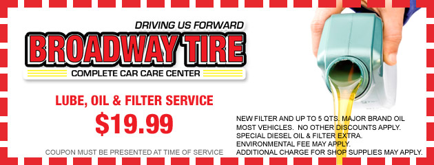 Lube Oil Filter Special