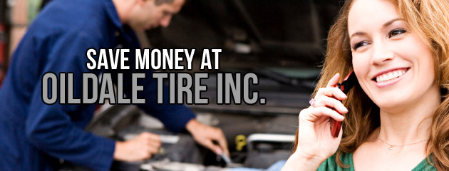 Oildale Tire Co Savings