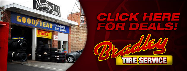 Bradley Tire Coupons