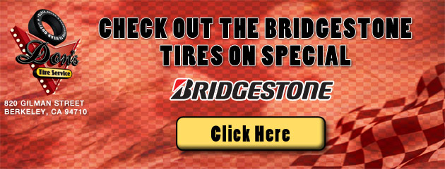 Bridgestone Specials