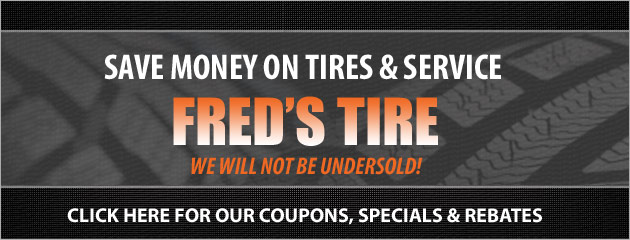 Freds Tire Savings