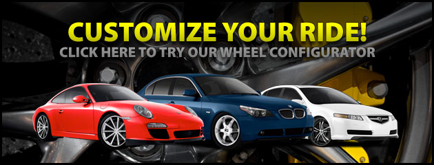 Customize Your Ride at Jimmys Tire Center