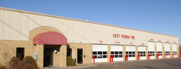 East Peoria Tire Picture