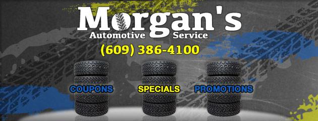 Morgans Automotive Service Savings