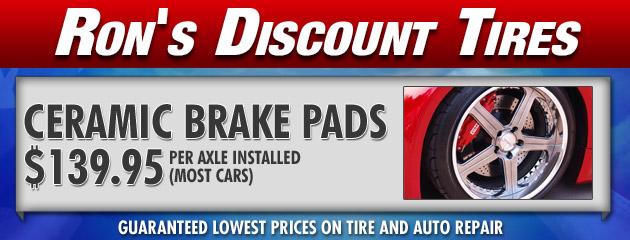 Ceramic Brake Special