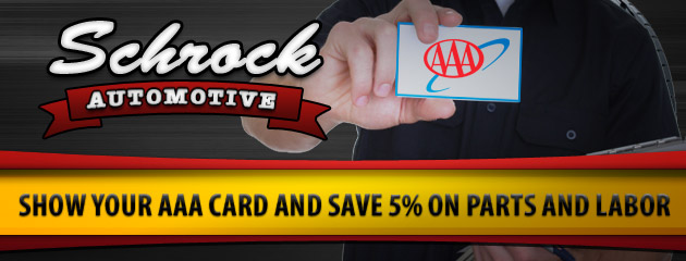Show Your AAA Card
