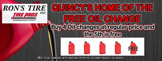Oil, Lube, & Filter