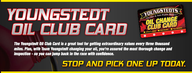 Oil Club Card