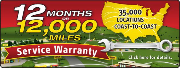 Service Warranty