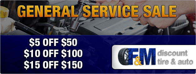 General Service Sale