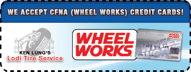CFNA Wheel Works Credit Card