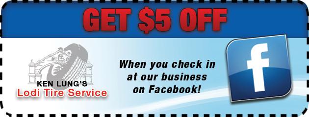 $5 Facebook Deal