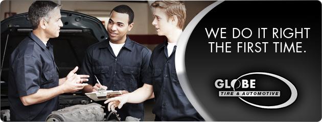Globe Tire & Automotive